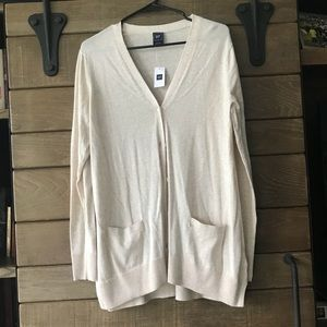 GAP Long Cardigan